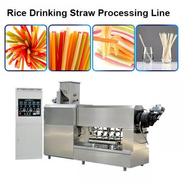 Jinan City Rice Flour Straw Machine