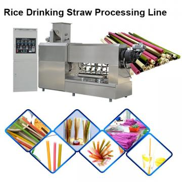 Biodegradable drinking craft pipe Straw Extrusion Making Machine pipe extruder,extrusion line