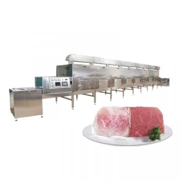 Air Cooling Auto Defrosting Blast Freezer with 5 Pans