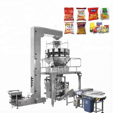 Automatic Multi Head Vertical Tea Bag Food Weighing Filling Packaging Machine