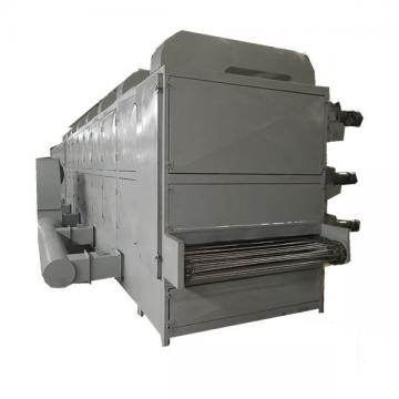 Guoxin Manufacturer continuous mesh belt drying hemp dryer machine