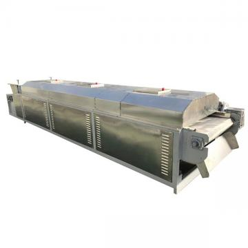 Stainless Steel Mesh Belt Type Stevia Dryer Machine For Drying Leaves