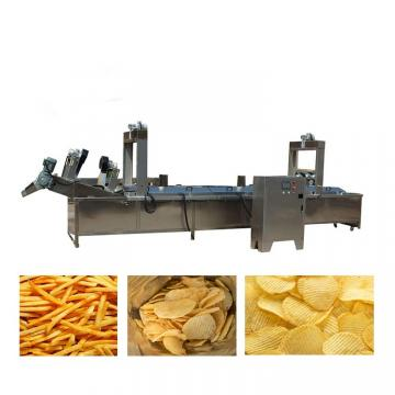 Chips Maker Machine French Fries Machine Automatic Full Automatic Baked Potato Chips Crisps French Fries Maker Machine Production Line In Brazil