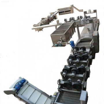 Automatic Food processing potato Frozen french fries production line